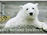 Polar Bear arctic Knut_Briefmarke_2008